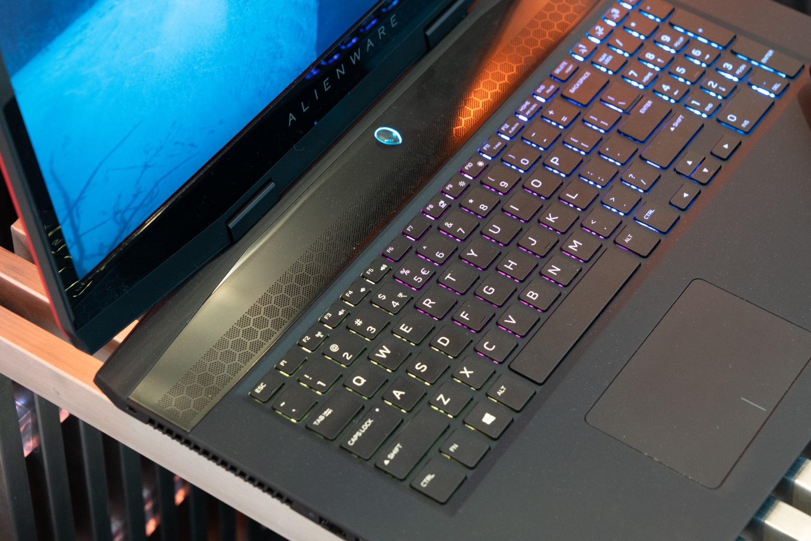 Upcoming Alienware m17 will be 7 mm thinner than the