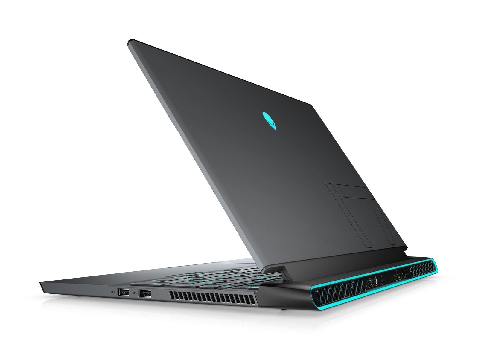 Alienware M17 R1 Is Barely Six Months Old Gets Completely