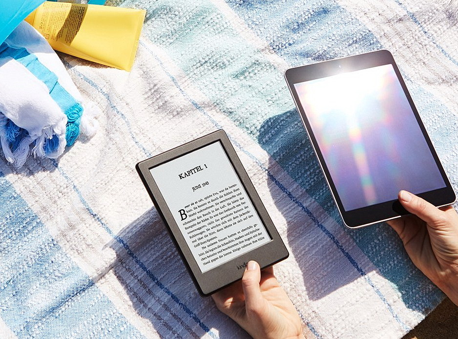 Windows 10: Amazon Kindle can cause blue screen
