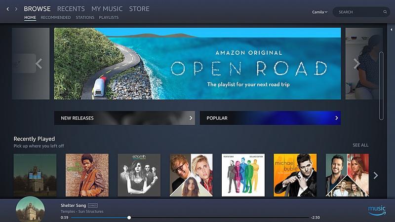 Amazon Music for Windows 10 hits Microsoft Store