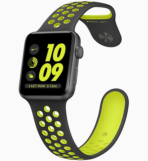 Nike run club apple watch series 1