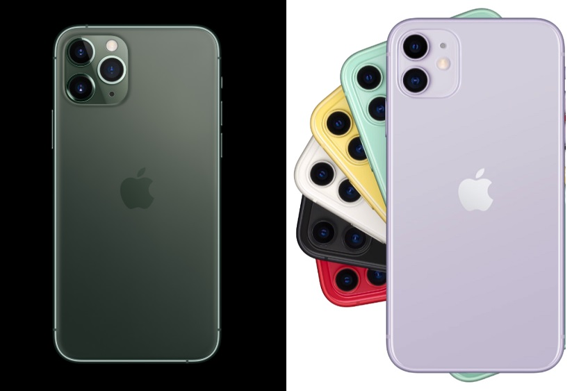 Apple Iphone 11 And Iphone 11 Pro Max A Summary Of Initial