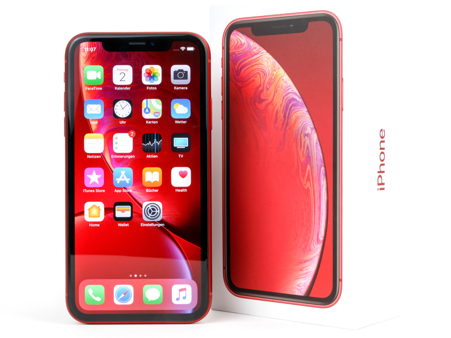 Iphone Xr Neustart