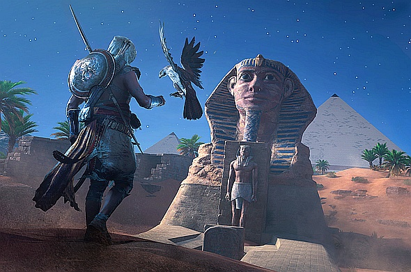 Assassin S Creed Origins Is Now Available For Purchase Notebookcheck Net News