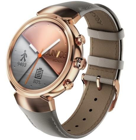 Asus unveils ZenWatch 3 smartwatch
