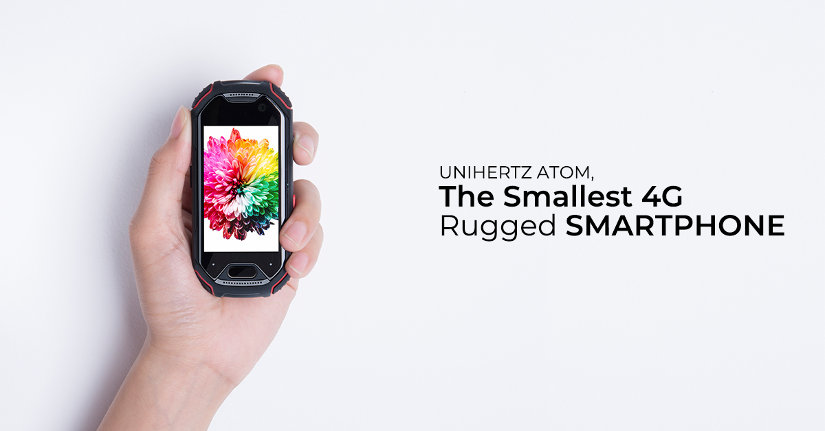 Smallest Rugged 4g Smartphone