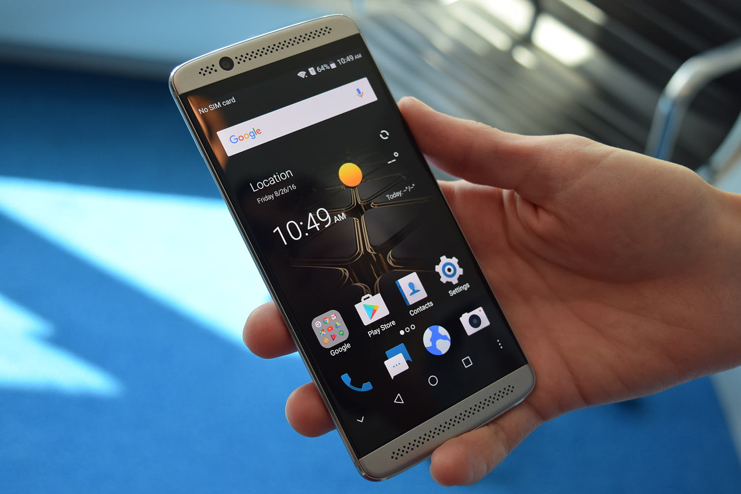 The ZTE Axon 7 finally receives Android Oreo but it's a mess