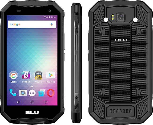 Blu Launches Tank Xtreme 5 0 Rugged Smartphone