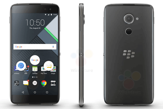 check out a2ead 1811a Blackberry DTEK60 leak: New Android smartphone looks like Alcatel ...