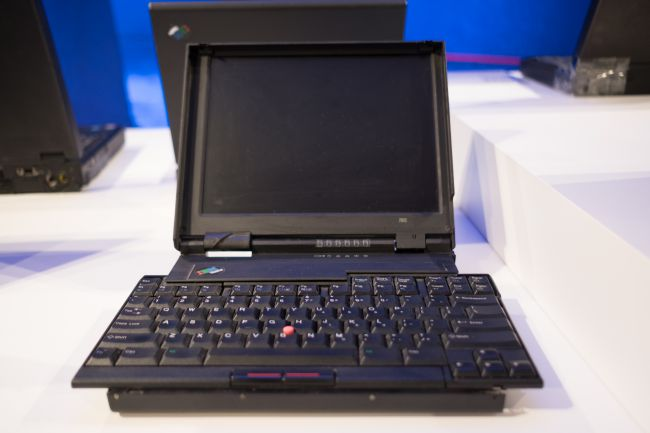 ThinkPads have accomplished a lot in 25 years