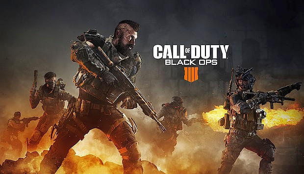 Win It! 'Call of Duty: Black Ops 4' for Xbox One