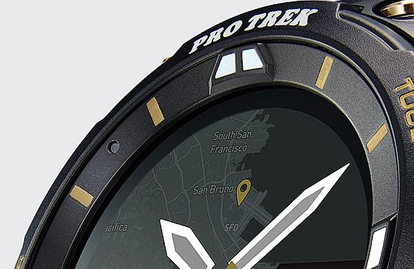 Casio Unveils The Pro Trek Smart Wsd F20sc Limited Edition Watch
