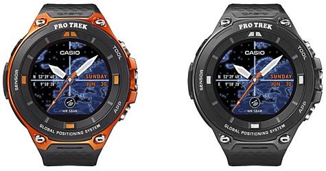 Casio Pro Trek Wsd F20 Smart Outdoor Watch Now Available