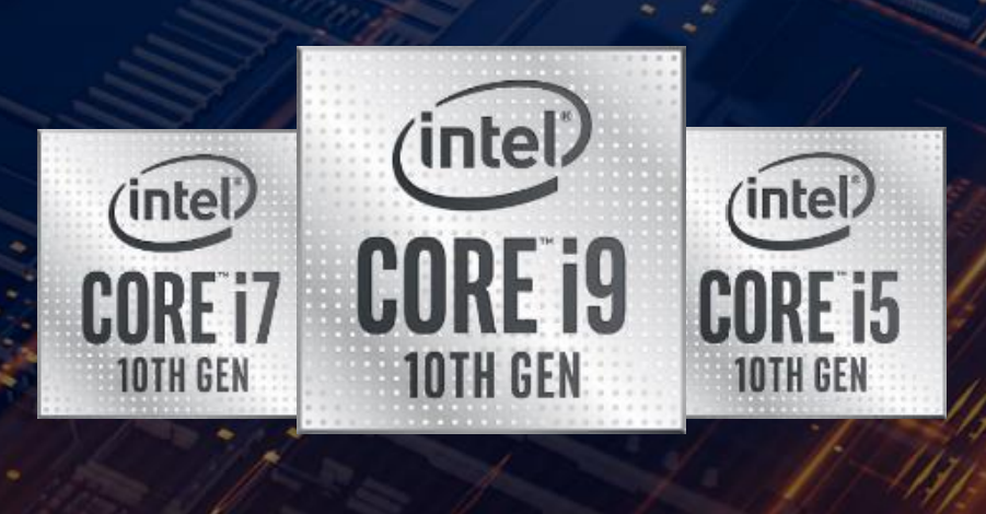 5.3 GHz at 45W — Intel finally unveils the 10th generation Comet ...