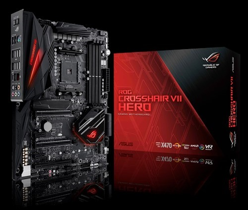 Asus reveals full list of AM4 motherboards that will get BIOS