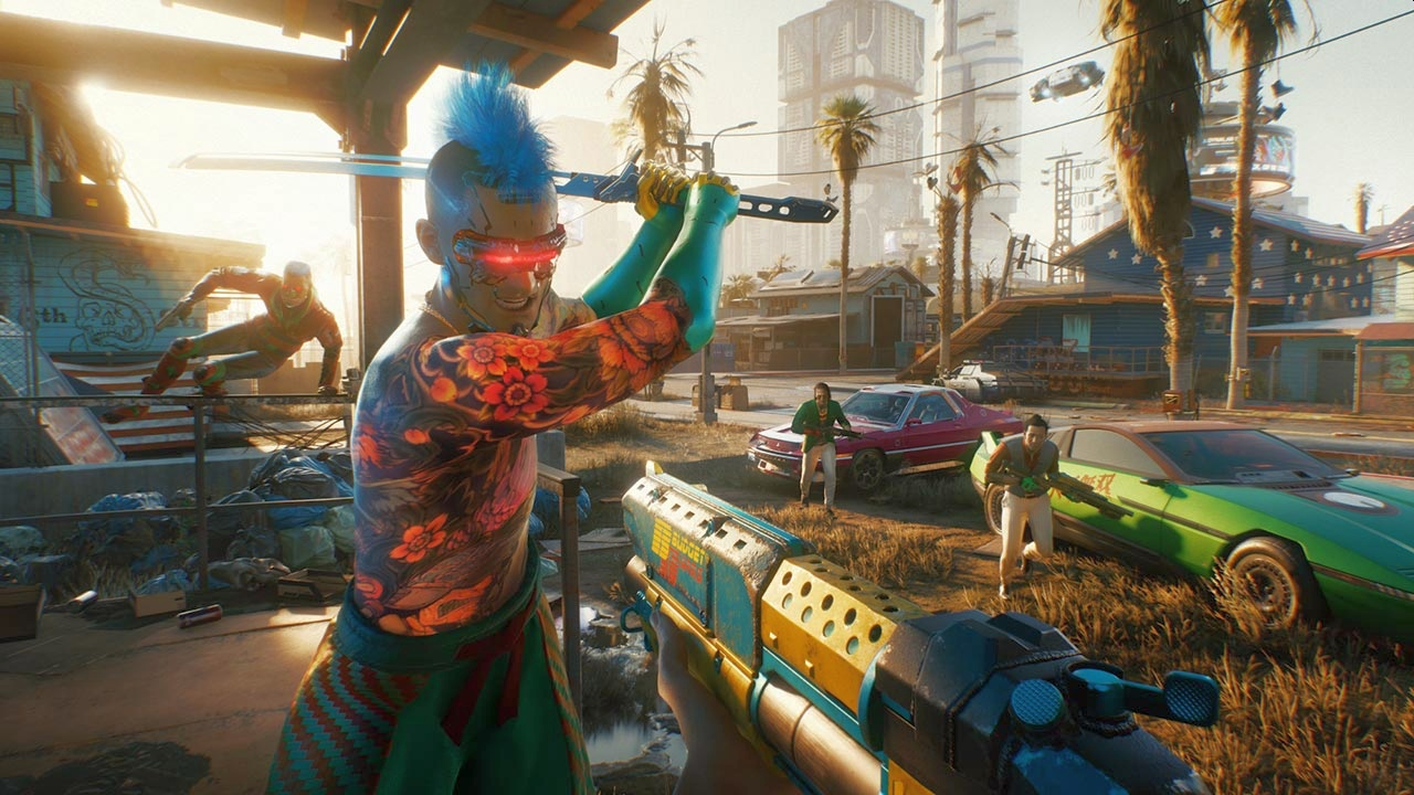 Cyberpunk 2077 DLC and expansions will be announced after launch