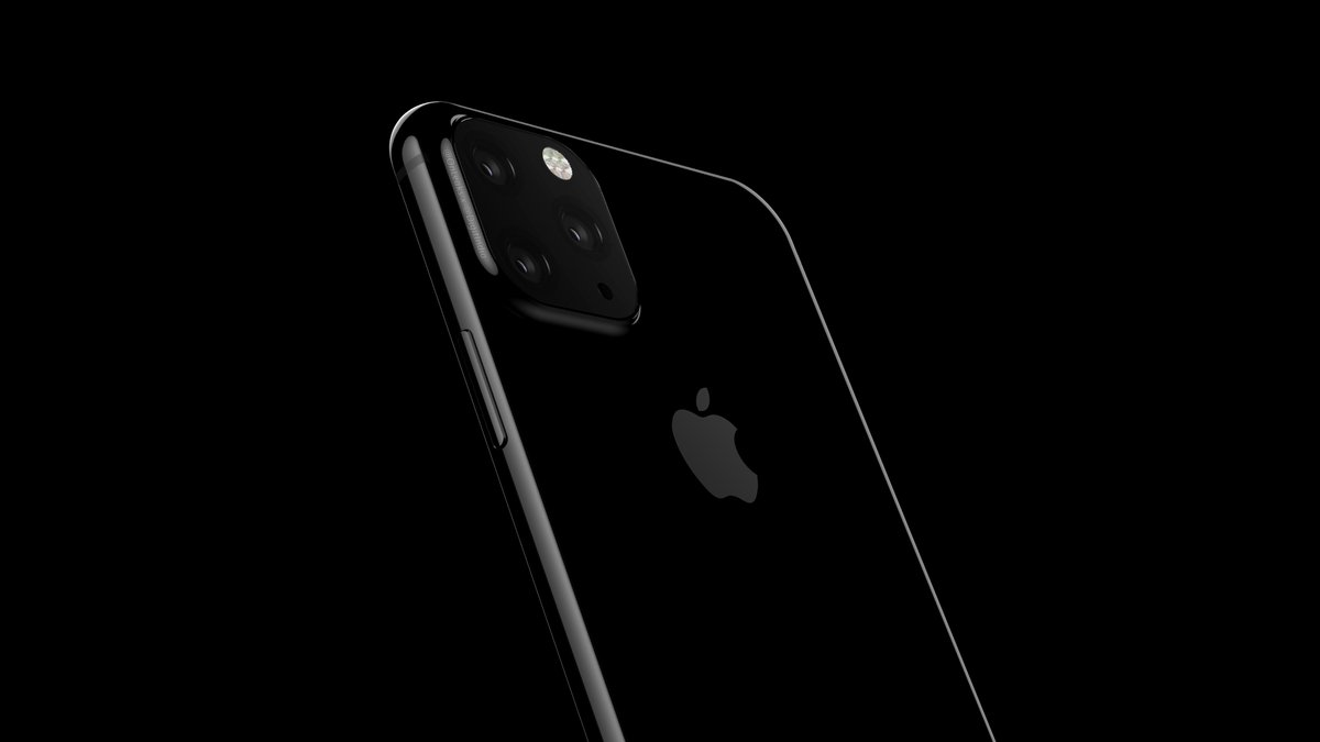 Leaked schematics confirm that 2019 iPhones will have a