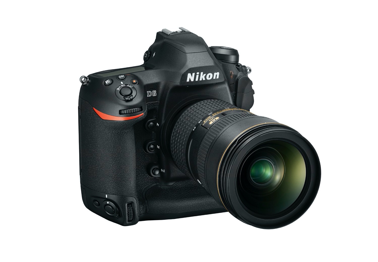 Nikon treats D6 DSLR to most powerful AF system in its history