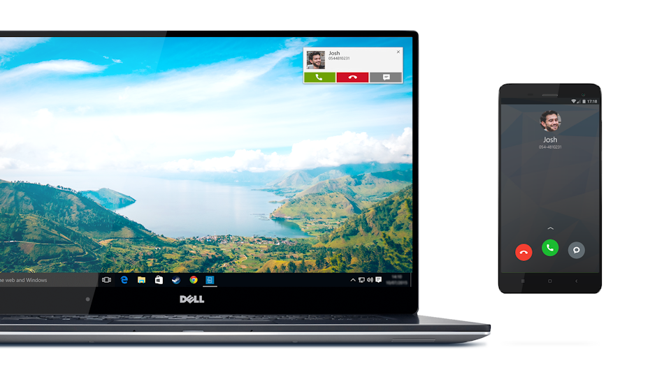 New Dell Mobile Connect software brings your mobile apps to PCs