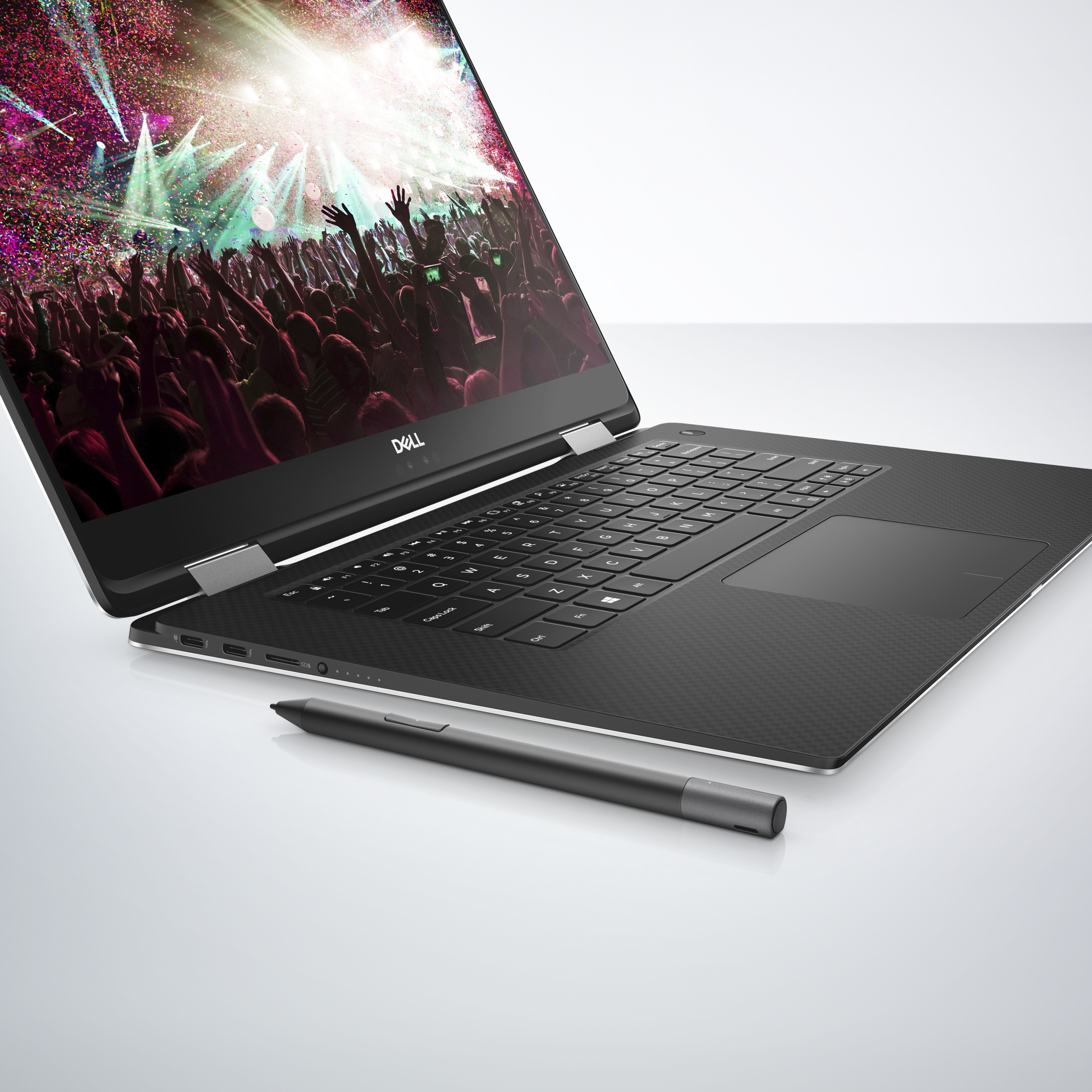 Frank Azor: No more loud fans for the Dell XPS 15 9575 2-in