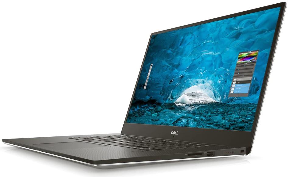 The Dell Xps 15 9570 With Intel Core I9 8950hk Processor