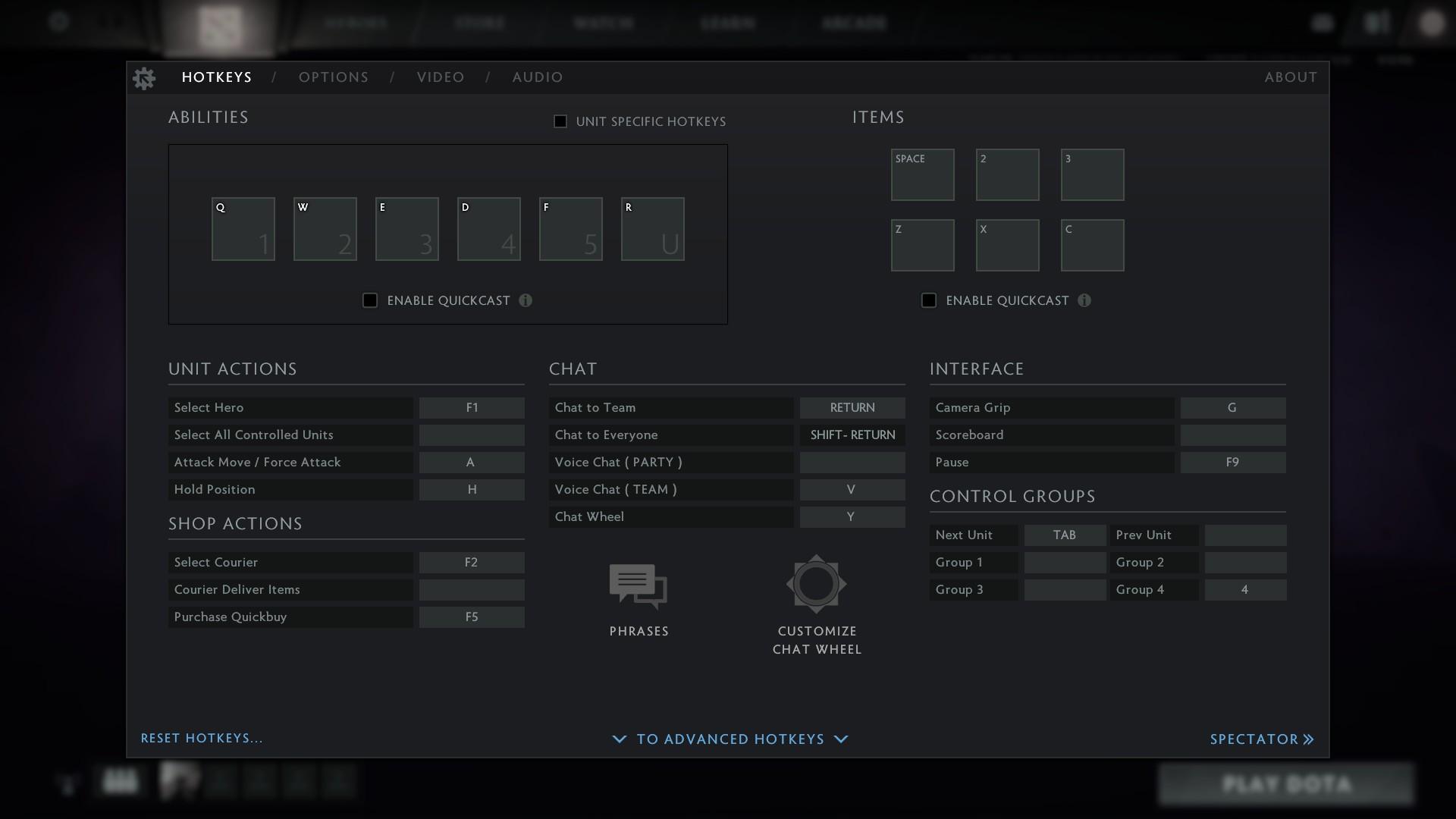 Dota 2 Reborn: Notebook and Desktop Benchmarks