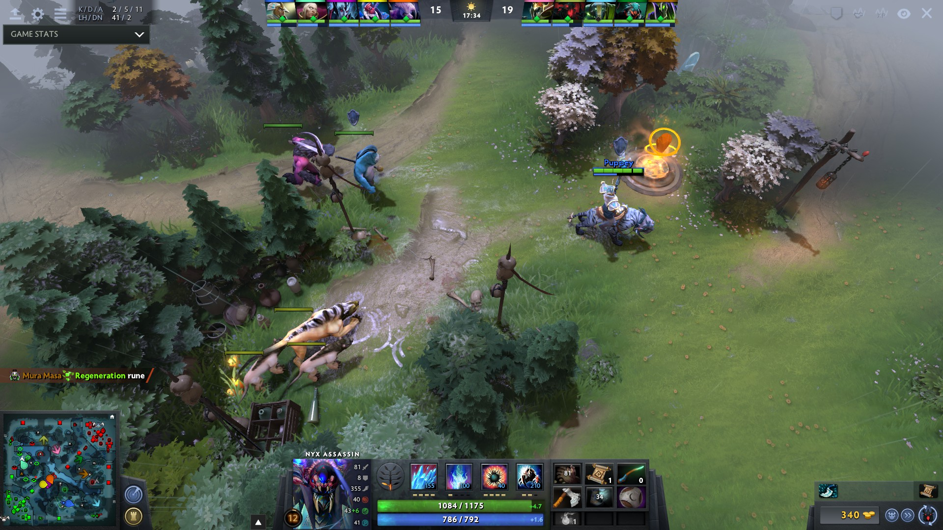 Dota 2: Dota 2 Reborn: Notebook And Desktop Benchmarks
