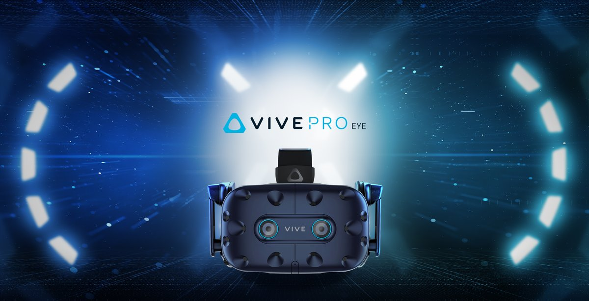 HTC intros new Vive Pro Eye and Vive Cosmos VR headsets ...