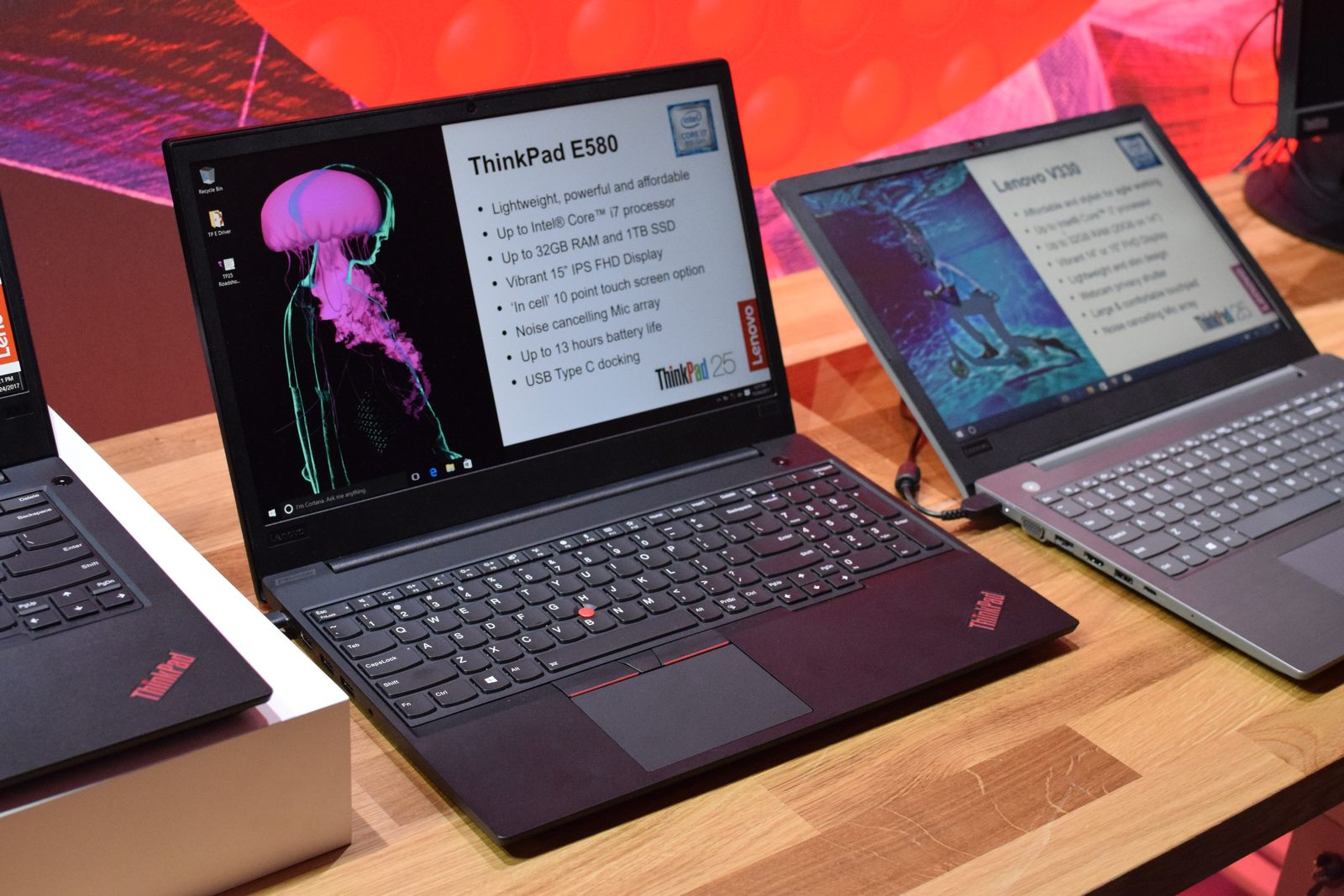 Lenovo: First pictures of the new affordable ThinkPads E480