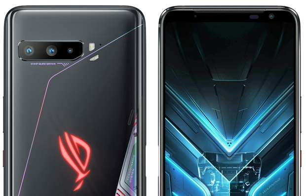 ASUS ROG Phone 3: Design of flagship gaming smartphone confirmed ...
