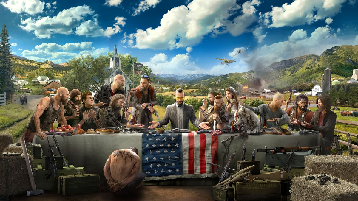 far cry 5 review metacritic