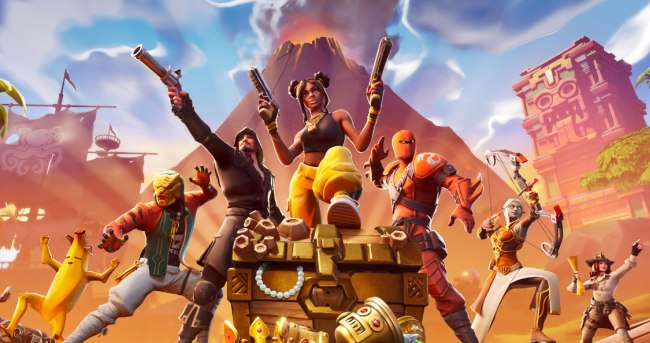 Fortnite Season 8 Bug Spotted: The Pickaxes Are Not Working