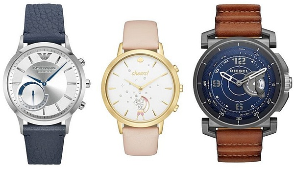 e1d438cc8b74 Fossil Diesel and Kate Spade smartwatches coming soon ...