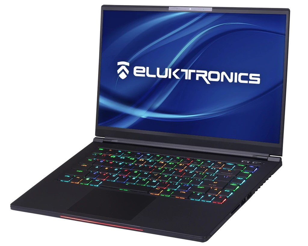 Intel develops the lightest gaming laptops with large