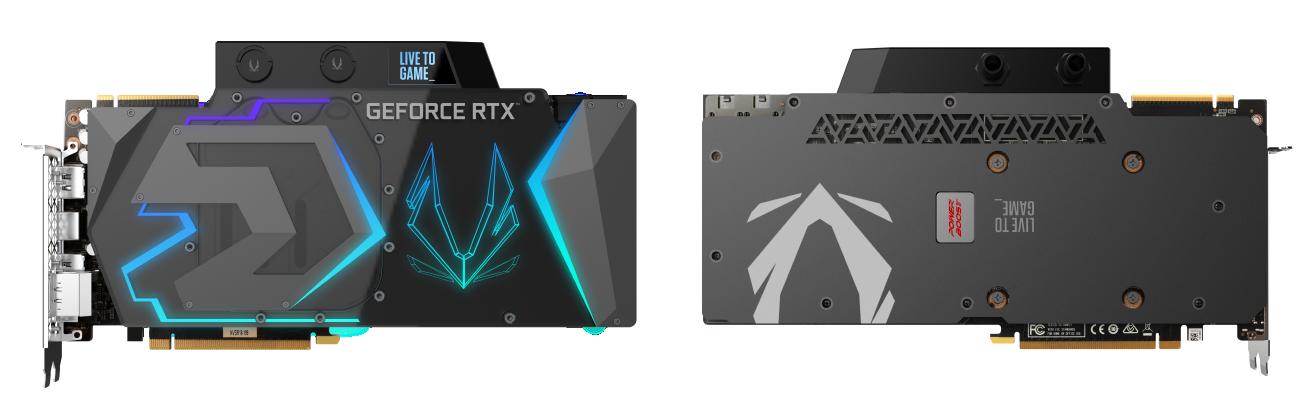 Zotac announces Zotac Gaming GeForce RTX 2080 Ti ArcticStorm