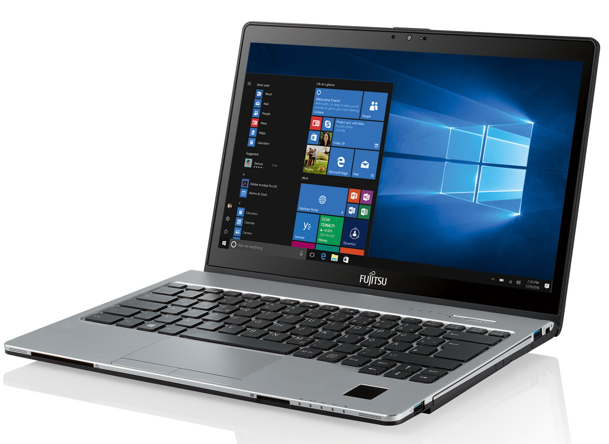 Fujitsu announces 13 3 inch lifebook u937 and s937 starting at 1650 euros notebookcheck net news