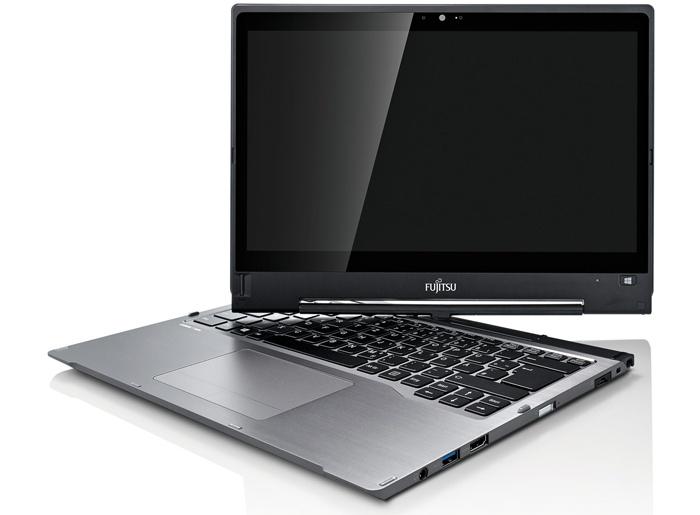 Fujitsu Unveils New Lifebook Portables Notebookcheck Net