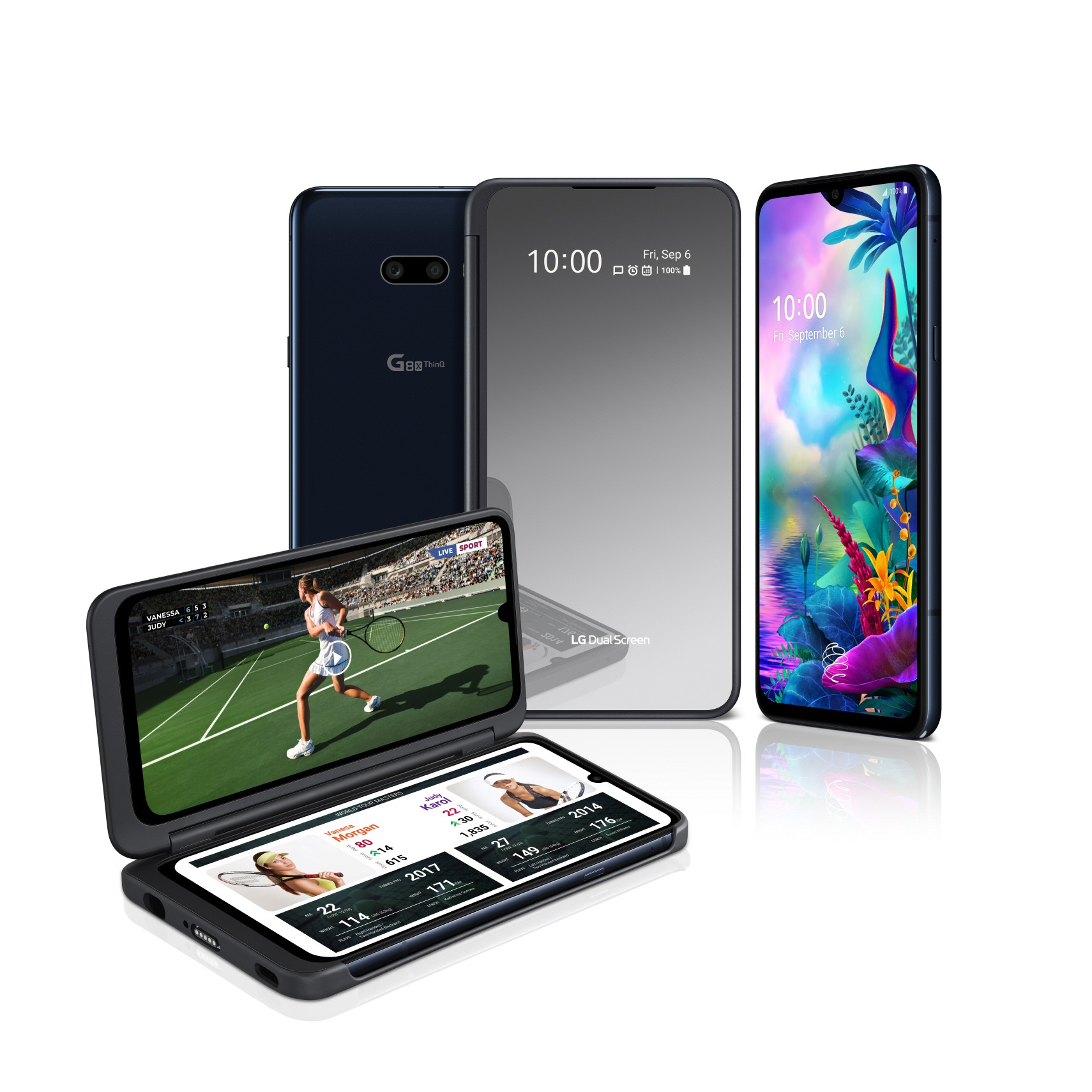 LG G8X ThinQ launched, new second screen accessory also