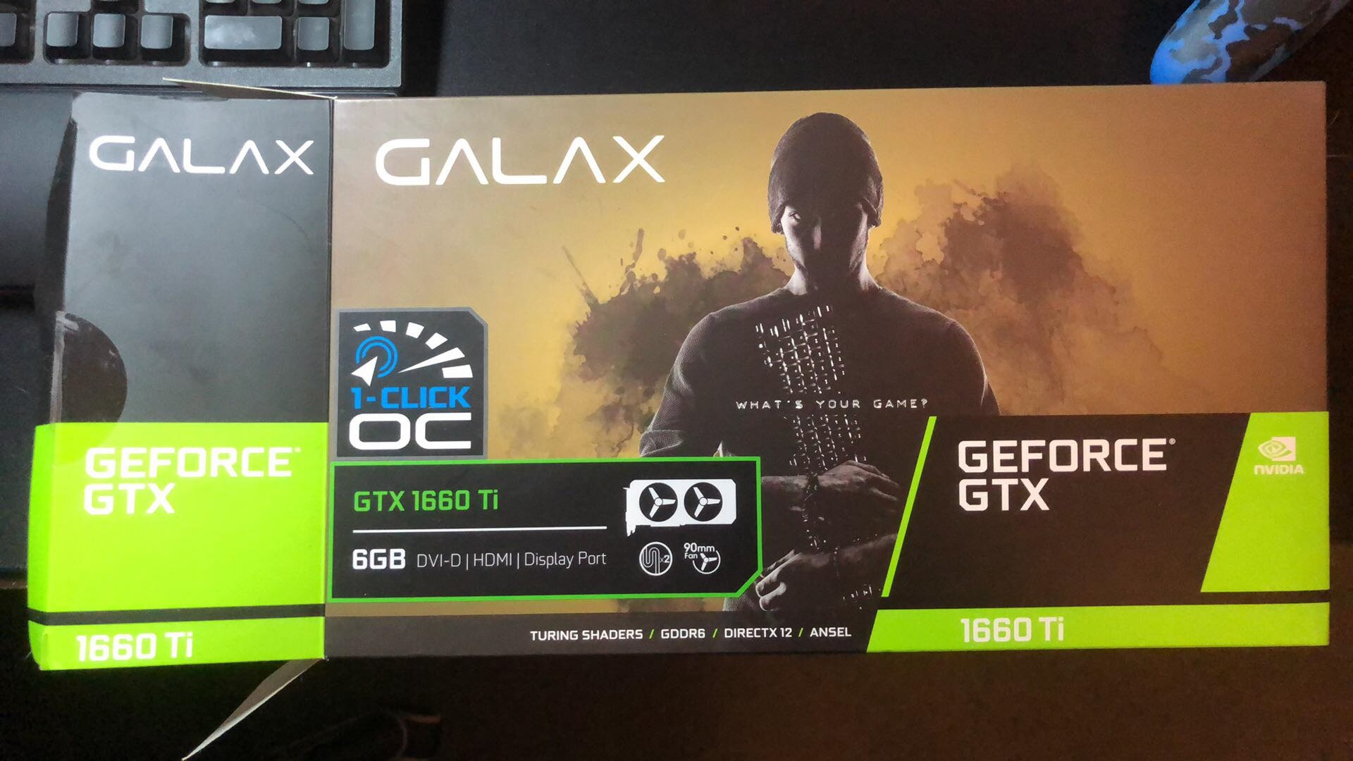 Images of unboxed Nvidia GeForce GTX 1660 Ti leaked on
