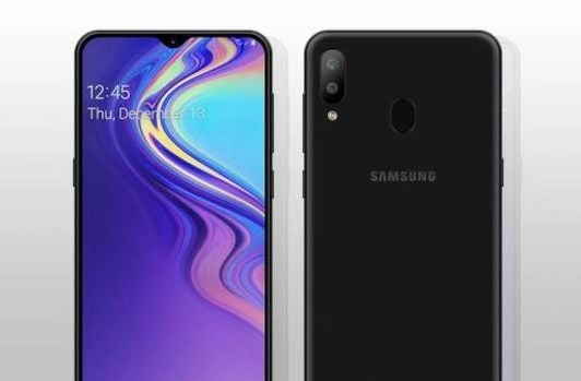 Samsung Galaxy M10 leaked image launch coming late January 2019