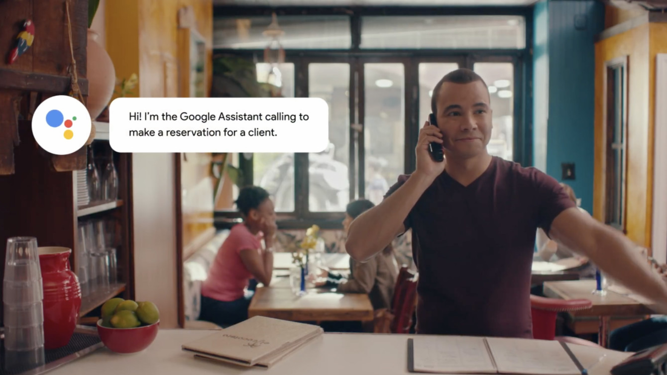 Google Duplex is rolling out to Australian businesses now