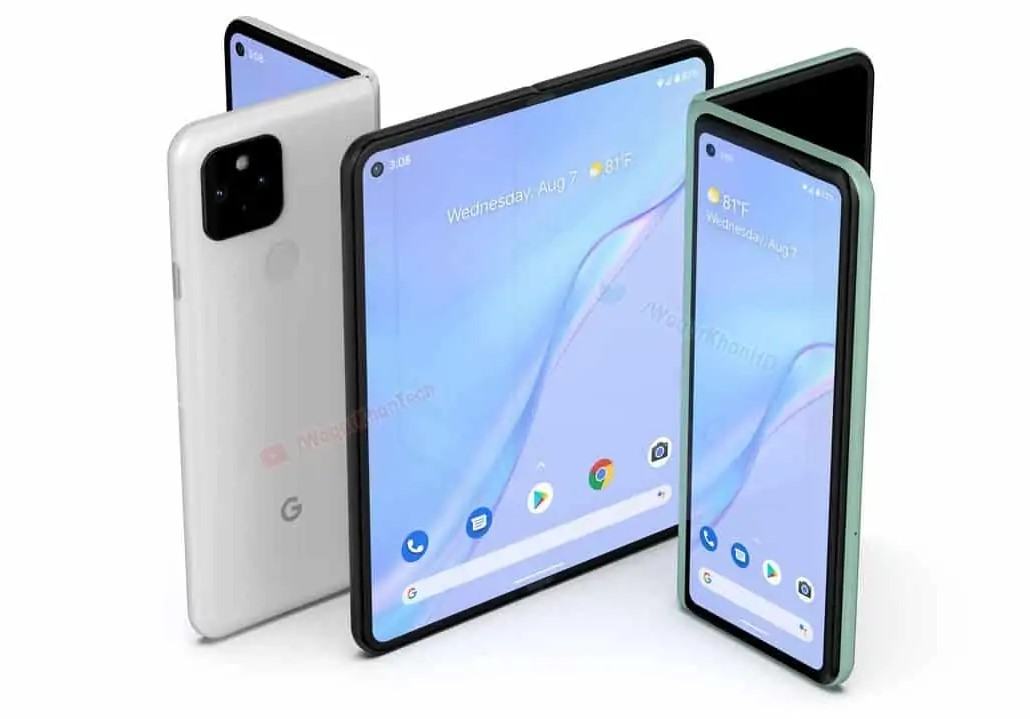 Google expected to release its first folding phone in collaboration with  Samsung Display - NotebookCheck.net News