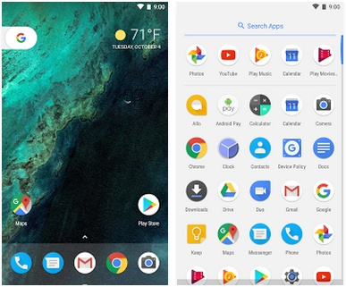 Google Pixel Launcher now available for download
