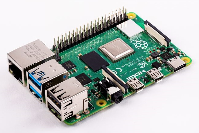 The Raspberry Pi 4 now runs cooler thanks to a firmware