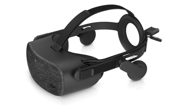 HP is aiming at enterprise and premium consumer VR segments with the Reverb. (Source: HP)