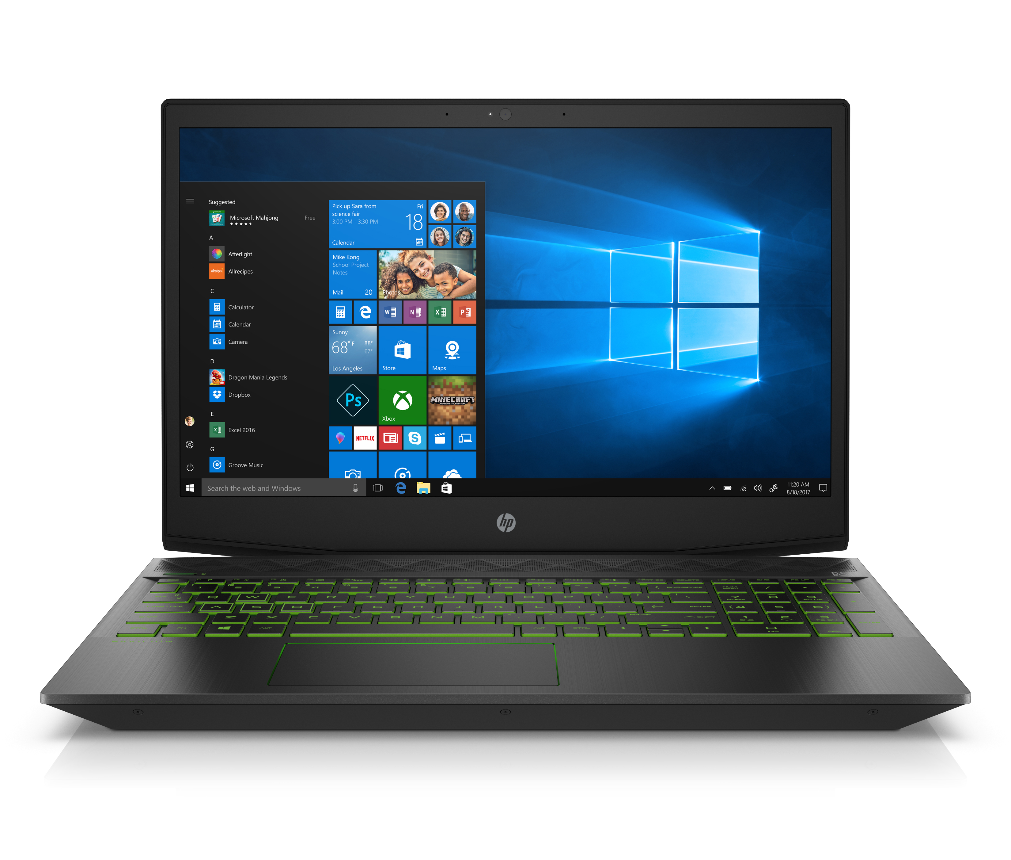 refreshed hp pavilion gaming series launching next month for budget gamers news. Black Bedroom Furniture Sets. Home Design Ideas