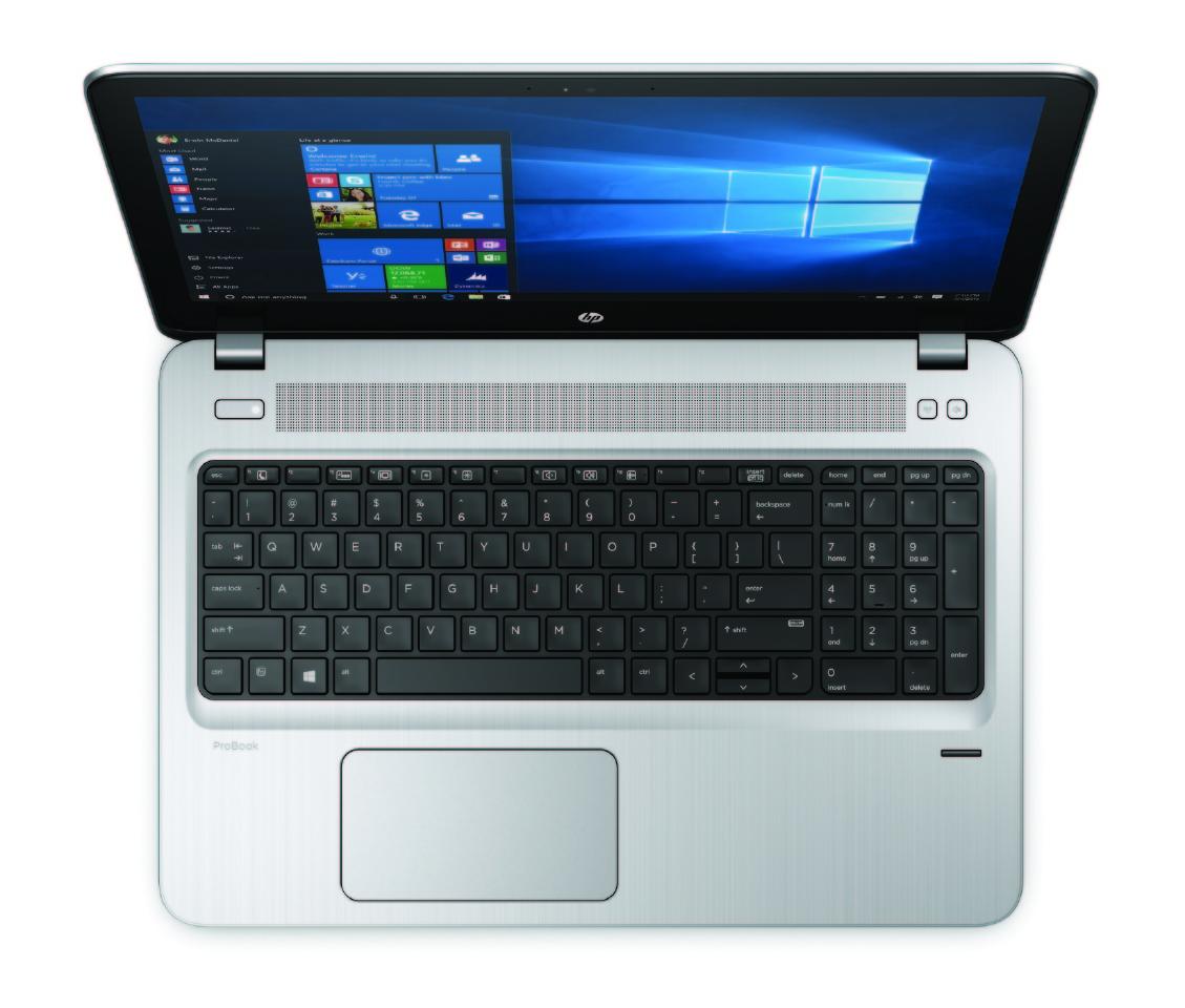 HP updates the mainstream ProBook 400 series ...