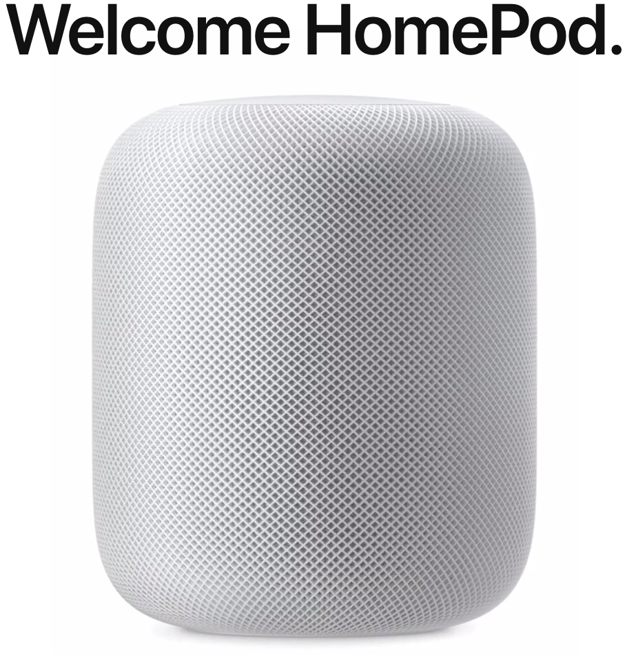 Apple Announces Homepod Smart Speaker Notebookcheck Net News