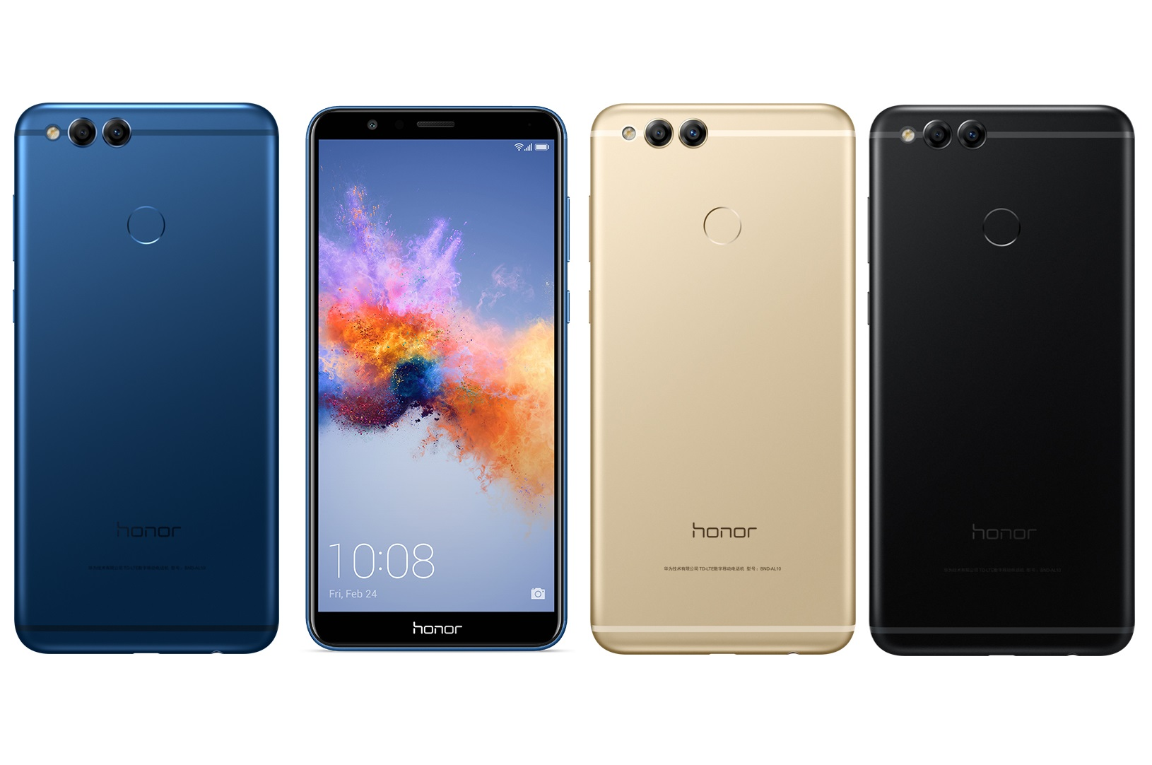 Huawei Honor View 10 and Honor 7X hit the US ...