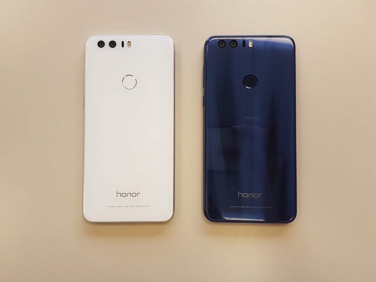 Huawei Mate 8, Huawei P9, Honor 8, and Honor 6X now